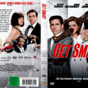Get Smart (2008) R2 German Cover