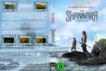 The Shannara Chronicles: Staffel 1 (2016) R1 Custom German Cover & labels