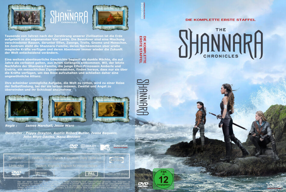 shannara chronicles staffel 1