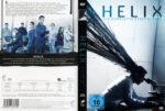 Helix: Staffel 1 (2014) R2 Custom German Cover & labels