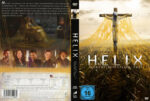 Helix: Staffel 2 (2015) R2 German Custom Cover & labels