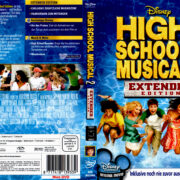 High School Musical 2: Singt alle oder keiner! (2007) R2 German Cover