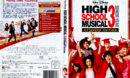 High School Musical 3: Senior Year (2008) R2 German Cover