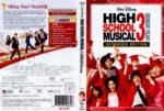High School Musical 3: Senior Year (2008) R2 German Cover