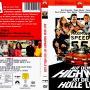 Auf dem Highway ist die Hölle los (1981) R2 German Cover