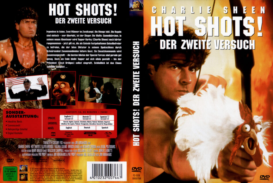 Hot Shots 2 Stream German