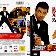 Johnny English – Der Spion, der es versiebte (2003) R2 German Cover