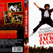 Jumpin' Jack Flash (1986) R2 German Cover