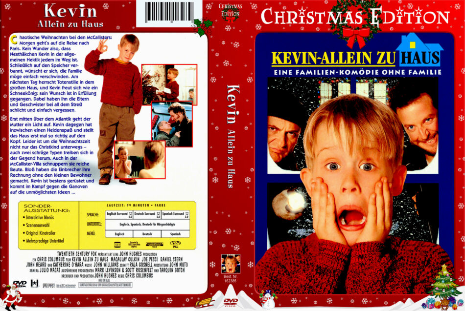 Kevin Allein Zu Haus Blu Ray