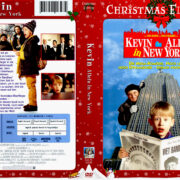 Kevin – Allein in New York (1992) R2 German Cover