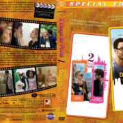 2 Days in Paris / 2 Days in New York Double Feature (2007-2012) R1 Custom Cover