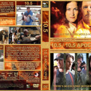 10.5 / 10.5: Apocalypse Double Feature (2004-2006) R1 Custom Cover