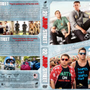 21 / 22 Jump Street Double Feature (2012-2014) R1 Custom Cover