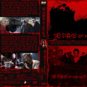 30 Days of Night Double Feature (2007-2010) R1 Custom Covers