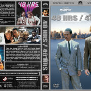 48 Hrs. Double Feature (1982-1990) R1 Custom Cover