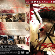 300 / 300: Rise of an Empire Double Feature (2006-2014) R1 Custom Covers