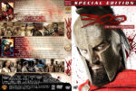 300: The Complete Collection (2006-2014) R1 Custom Cover