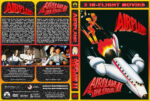Airplane Double Feature (1980-1982) R1 Custom Cover