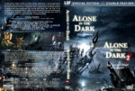 Alone in the Dark Double Feature (2004-2008) R1 Custom Cover