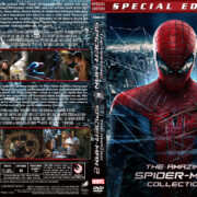 The Amazing Spider-Man Collection (2012-2014) R1 Custom Cover