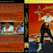 American Graffiti Double Feature (1973-1979) R1 Custom Covers