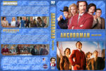 Anchorman Double Feature (2004-2013) R1 Custom Cover