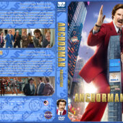 Anchorman Collection (2004-2013) R1 Custom Cover