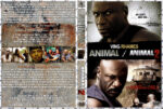 Animal / Animal 2 Double Feature (2005-2007) R1 Custom Cover