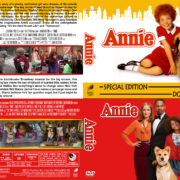 Annie Double Feature (1981-2014) R1 Custom Cover