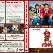 Are We There Yet? / Are We Done Yet? Double Feature (2005-2007) R1 Custom Cover