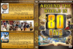 Around the World in 80 Days Double Feature (1956-2004) R1 Custom Covers