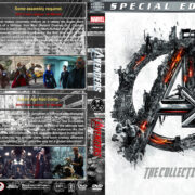 The Avengers Collection (2012-2015) R1 Custom Covers