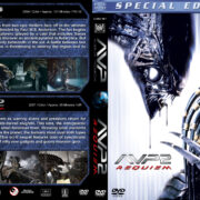 AVP Double Feature (2004-2007) R1 Custom Cover