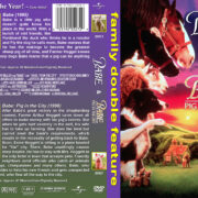 Babe Double Feature (1995-1998) R1 Custom Cover