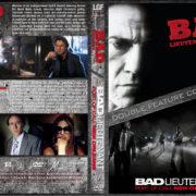 Bad Lieutenant / Bad Lieutenant: Port of Call Double Feature (1992-2009) R1 Custom Covers