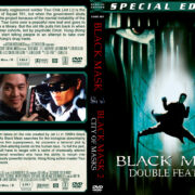 Black Mask Double Feature (1996-2002) R1 Custom Cover
