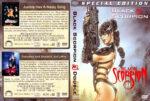 Black Scorpion Double Feature (1995-1997) R1 Custom Cover