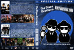 The Blues Brothers Double Feature (1980-1998) R1 Custom Cover