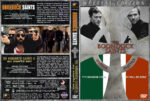 The Boondock Saints Double Feature (1999-2009) R1 Custom Cover