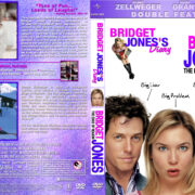 Bridget Jones's Diary / Bridget Jones: The Edge of Reason Double Feature (2001-2004) R1 Custom Covers