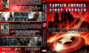 Captain America Double Feature (2011-2014) R1 Custom Covers
