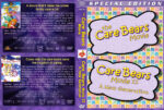 Care Bears Double Feature (1985-1986) R1 Custom Cover
