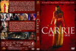 Carrie Double Feature (1976-2013) R1 Custom Cover