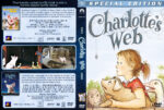 Charlotte's Web Double Feature (1973-2006) R1 Custom Cover