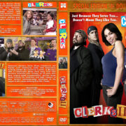 Clerks Double Feature (1994-2006) R1 Custom Cover