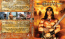 Conan: The Barbarian / Conan: The Destroyer Double Feature (1980-1982) R1 Custom Cover