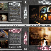 The Cell Double Feature (2000-2008) R1 Custom Cover