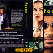 Focus – A látszat csal (2015) R2 Hungarian Cover