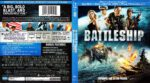 Battleship (2012) R1 Blu-Ray Cover