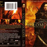 Solomon Kane (2009) R1 Blu-Ray Cover